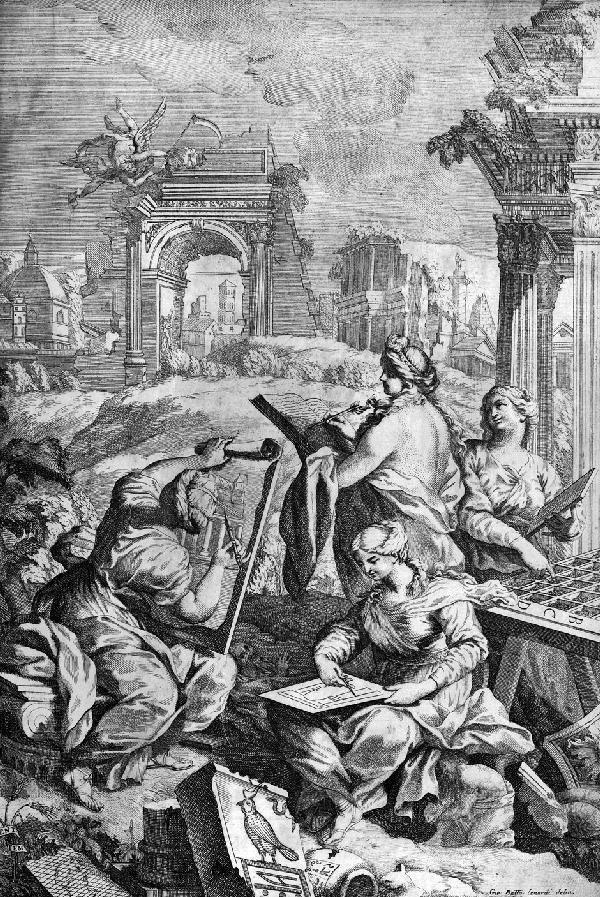 965: Ciampini, Joannis: De sacris aedificiis