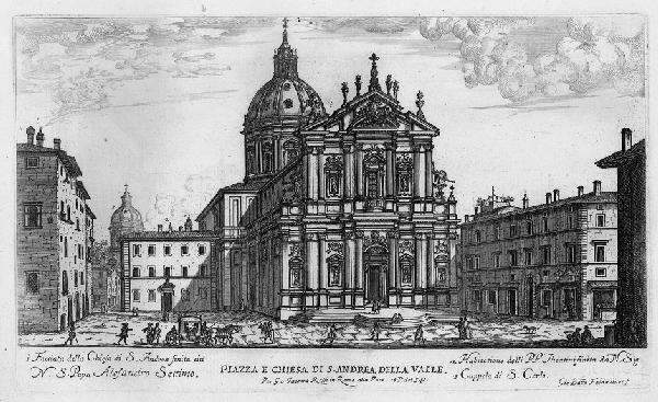 972: Falda, G. B.:  Il nuovo Teatro delle Fabriche et E