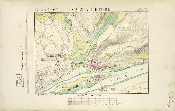 973: Gavard, Charles: Vermessungsbuch eines Geographen.