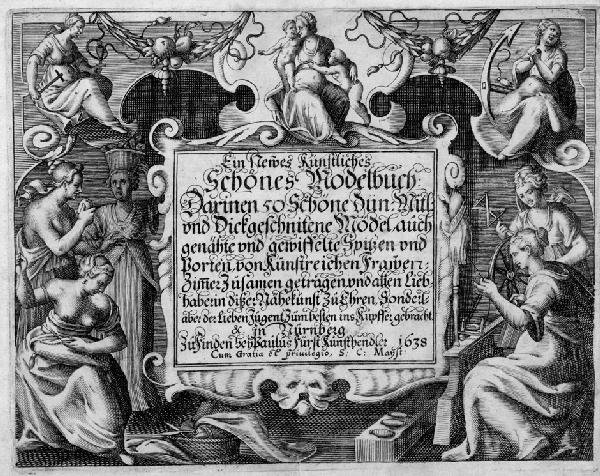 974: Herman, G.: Ein Newes Kuenstliches Schoenes Modelb