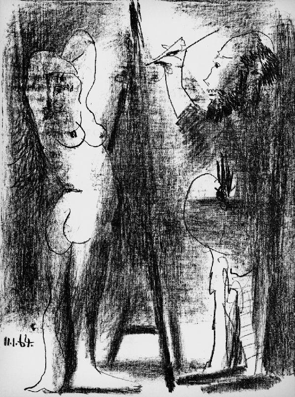 2524: Atelier Mourlot: Lithographies de l'Atelier Mourl