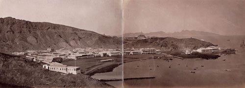 4101: Aden: Panorama of Aden