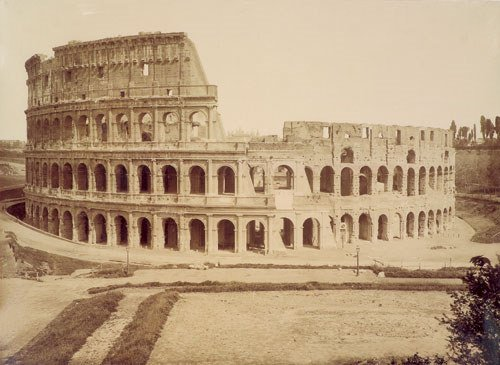 4105: Anderson, James: The Colosseum, Rome