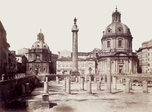 4106: Anderson, James: Various views of Rome