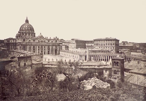 4107: Anderson, James: Views of the Vatican, Palatine H