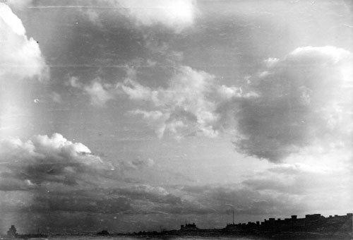 4175: Unknown Photographer: Cloud studies