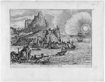 "5035: Cleve, Hendrik van - nach -: ""Ruinarum Varii Pro"