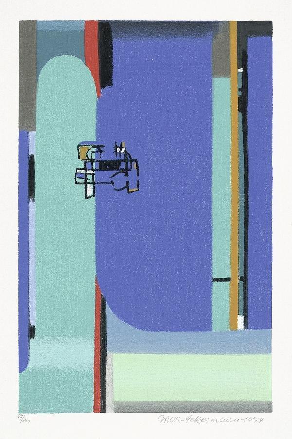 7003: Ackermann, Max: Kathedrale