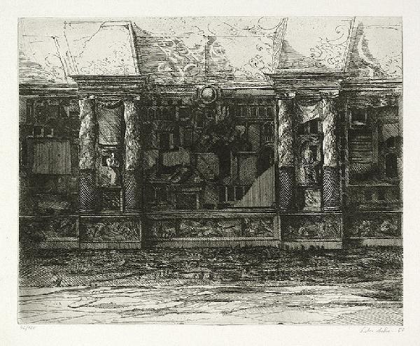 7004: Ackermann, Peter: Rekonstruktion in fremder Lands