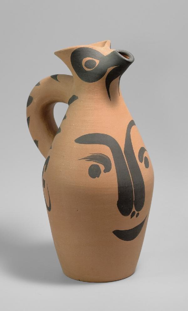 8229: Picasso, Pablo: Yan visage