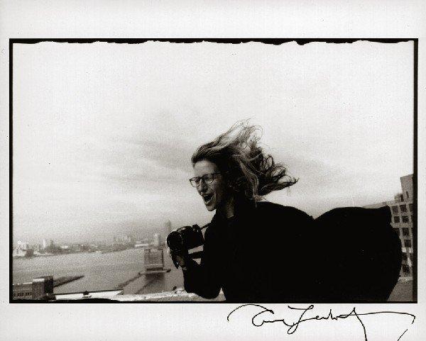 4292: Leibovitz, Annie: Self-portrait