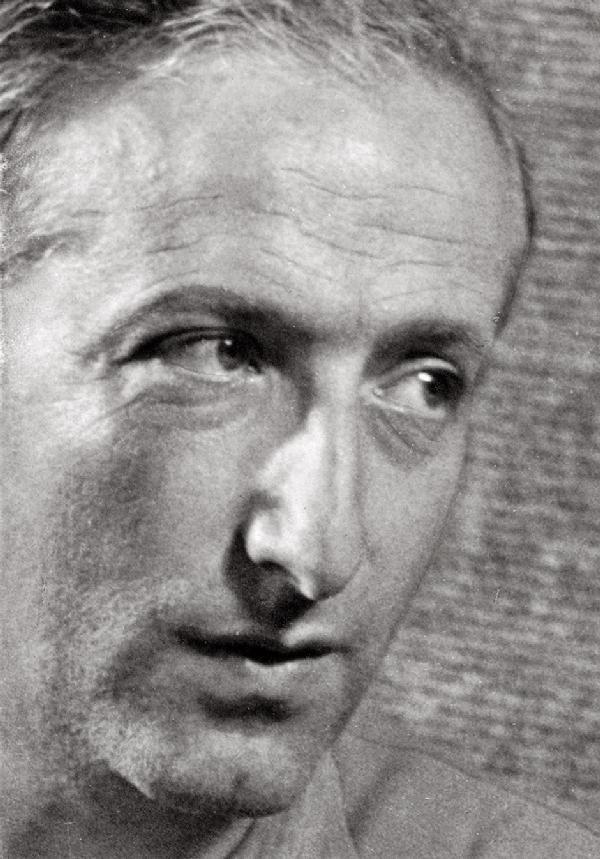 4487: Zadek, Walter: Portraits of Walter Zadek - 2