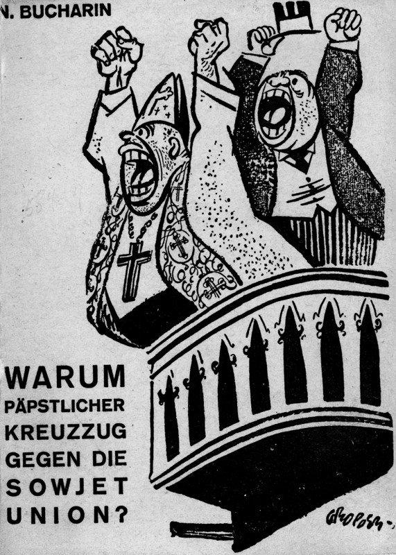 1512: Bucharin, Nikolaj Iwanowitsch: Warum päpstlicher
