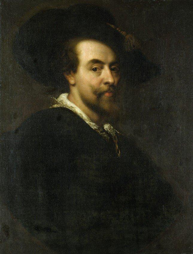 6007: Rubens, Peter Paul - nach: Selbstbildnis
