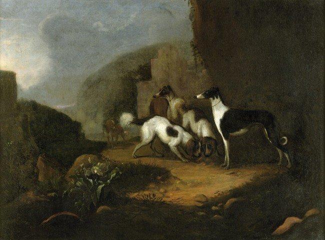 6011: Beeldemaker, Adriaen Cornelisz.: Südliche Landsch
