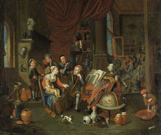 6019: Thomas, Gérard - Werkstatt: Der Arztbesuch