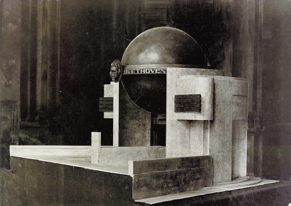 4606: Belling, Rudolf (F. Linkhorst): Beethoven Monumen