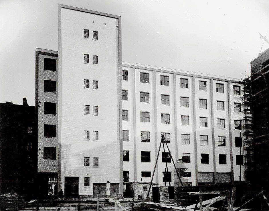 4607: Berlin (M. Krajewsky): Office building of Schulth