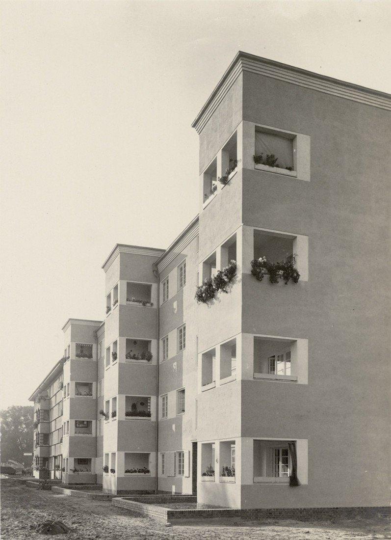 4608: Berlin: Berlin housing development