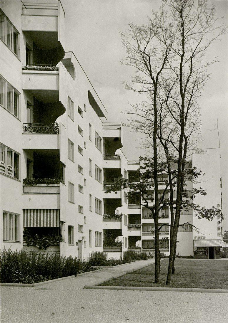4609: Berlin (Siemensstadt): Housing development Siemen
