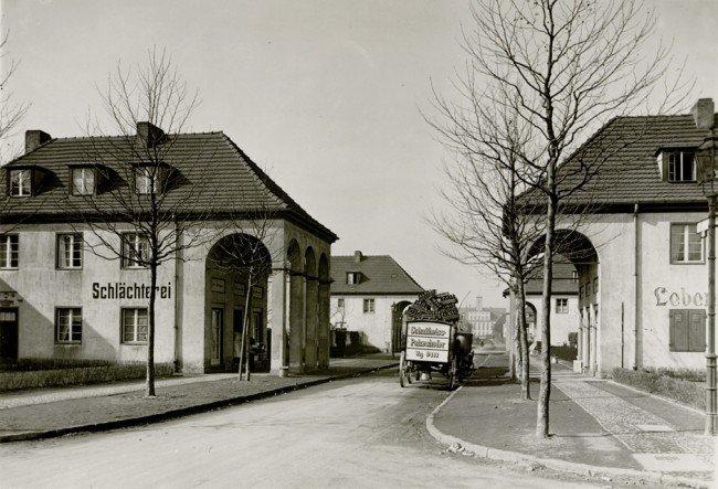 4612: Bräuning, Fritz (P. John): Siedlung Tempelhof, Be