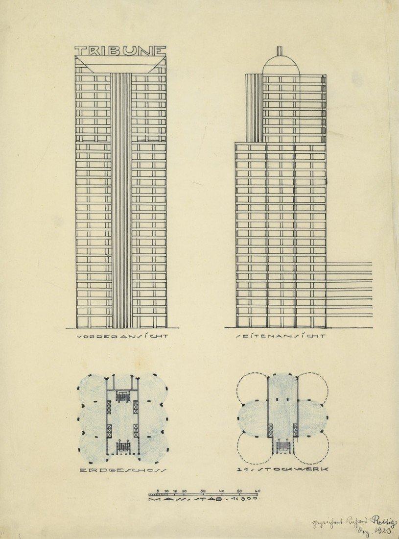 4613: Chicago Tribune Tower Contest 1922: Chicago Tribu