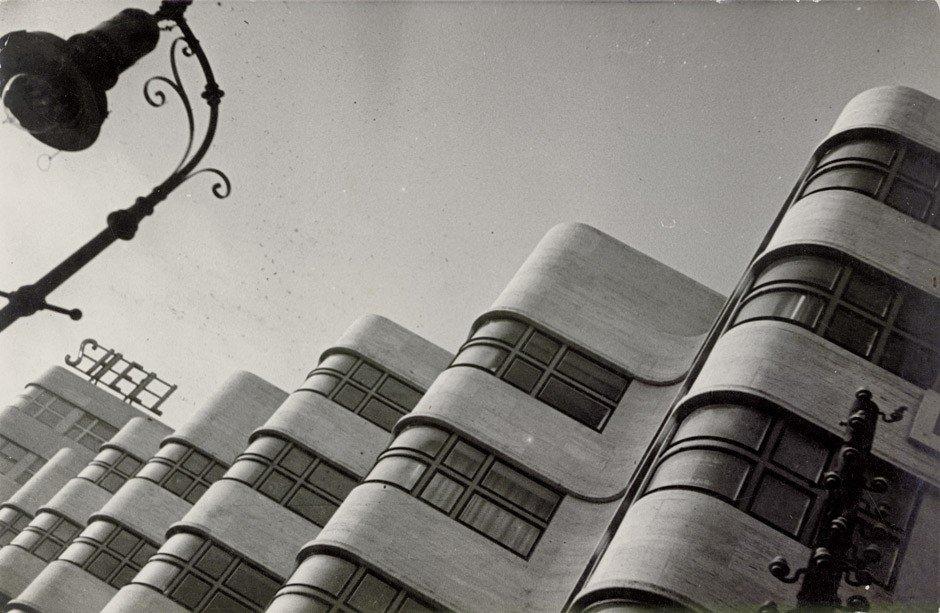 4620: Fahrenkamp, Emil (K. Trieste): Shell-Haus Berlin