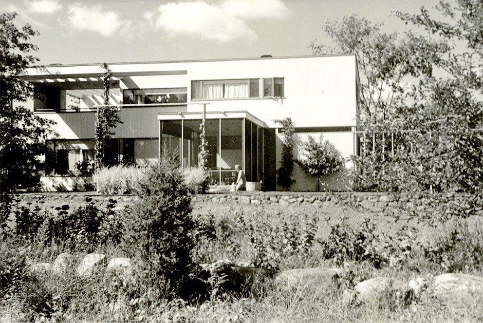 4625: Gropius, Walter: Private house of Walter Gropius