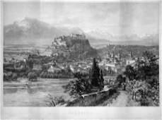 113: Salzburg: Gesamtansicht