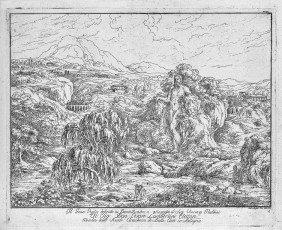 1001: Basoli, Antonio: Raccolta di prospettive serie