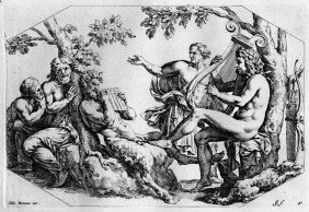 1002: Bisschop, Jan de: Paradigmata graphices + Icones