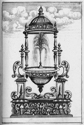 1003: Böckler, Georg Andreas: Architectura curiosa nova