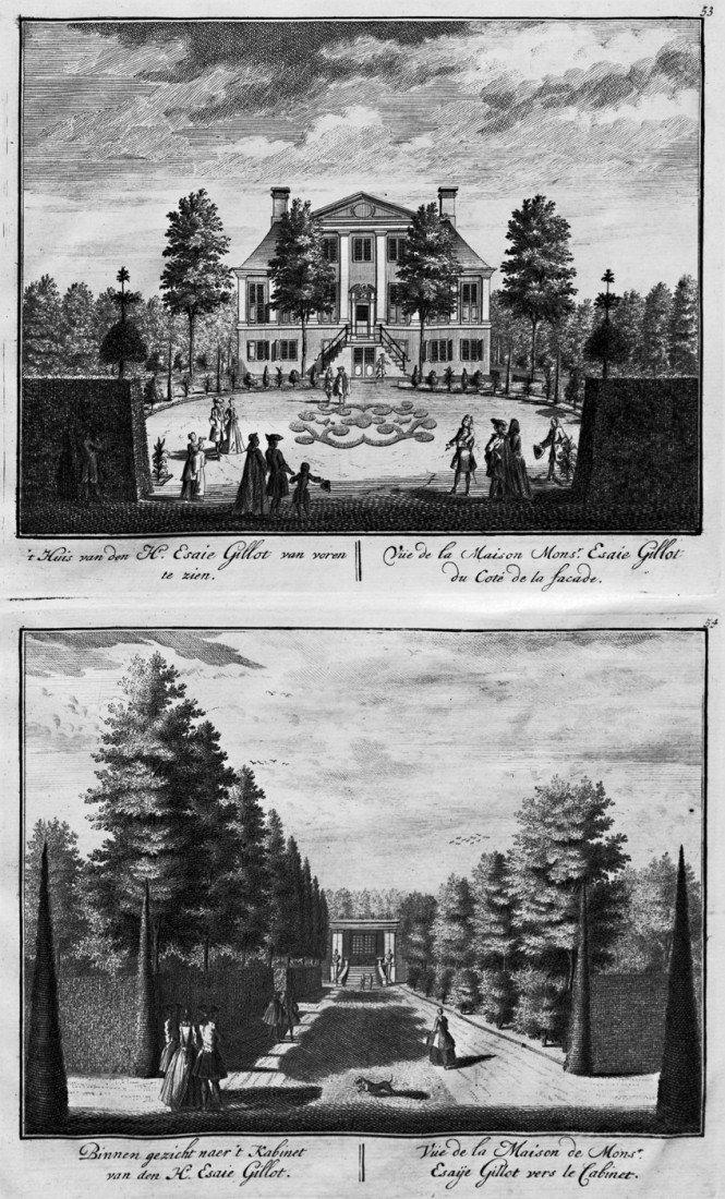 1007: Brouërius van Niedek, Matthis: Het verheerlykt Wa