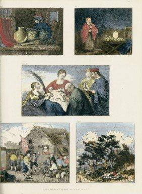 1008: Burnet, John: A practical treatise on painting