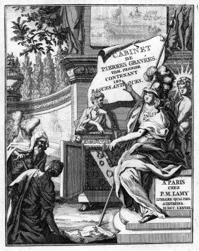 1009: Cabinet de pierres antiques gravées: Paris 1778