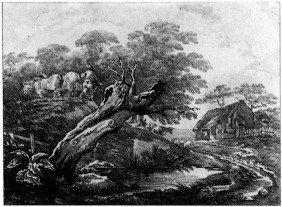 Gainsborough, Thomas: A Collection Of Prints