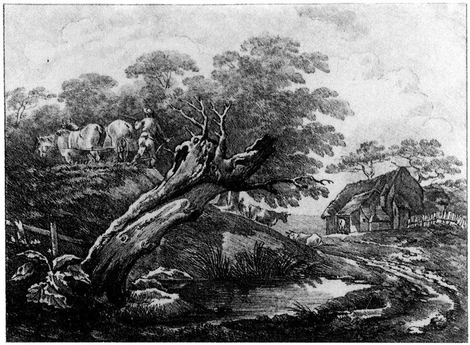 1020: Gainsborough, Thomas: A Collection of Prints