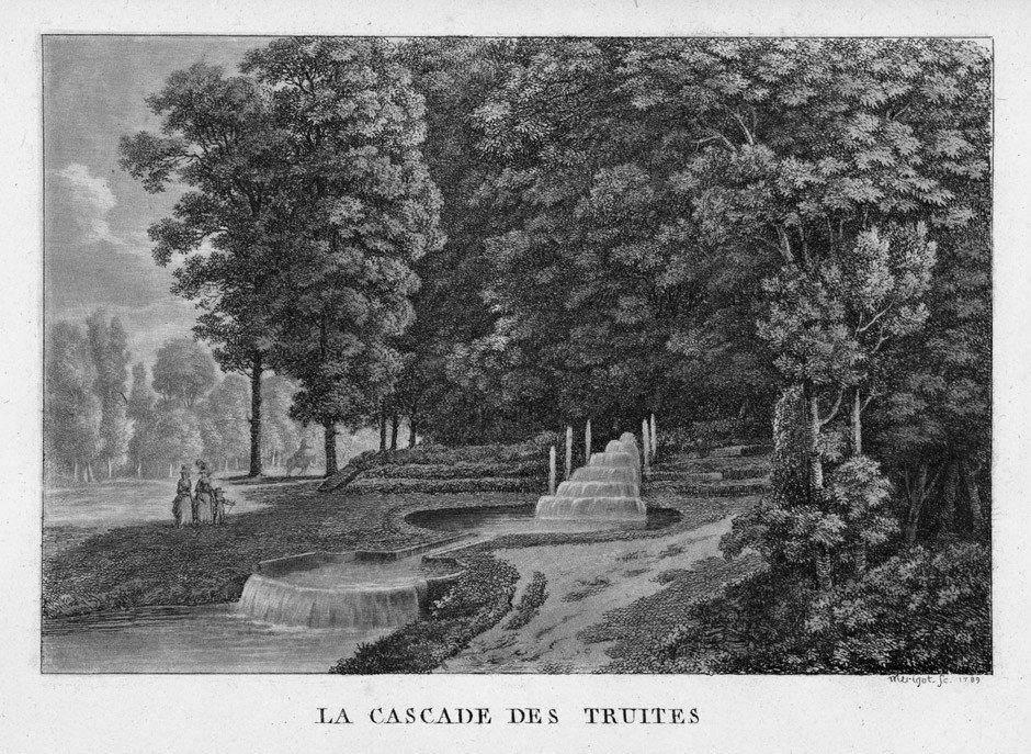 1024: Girardin, R.-L. de: Promenades ou itinéraire des