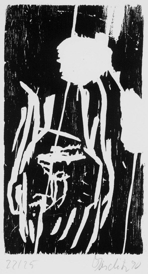 2430: Hunov, John: Per Kirkeby - Oeuvrekatalog 1958-197