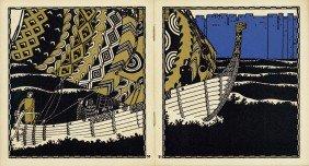 Keim, Franz: Die Nibelungen, 1908-09