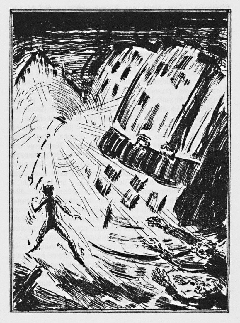 2573: Doderer, Heimito von: Die Bresche