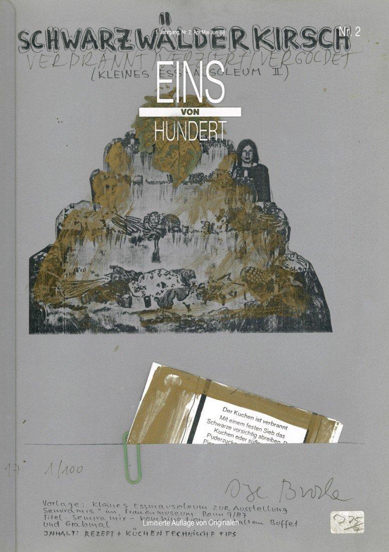 2592: Eins von Hundert: 10 Hefte