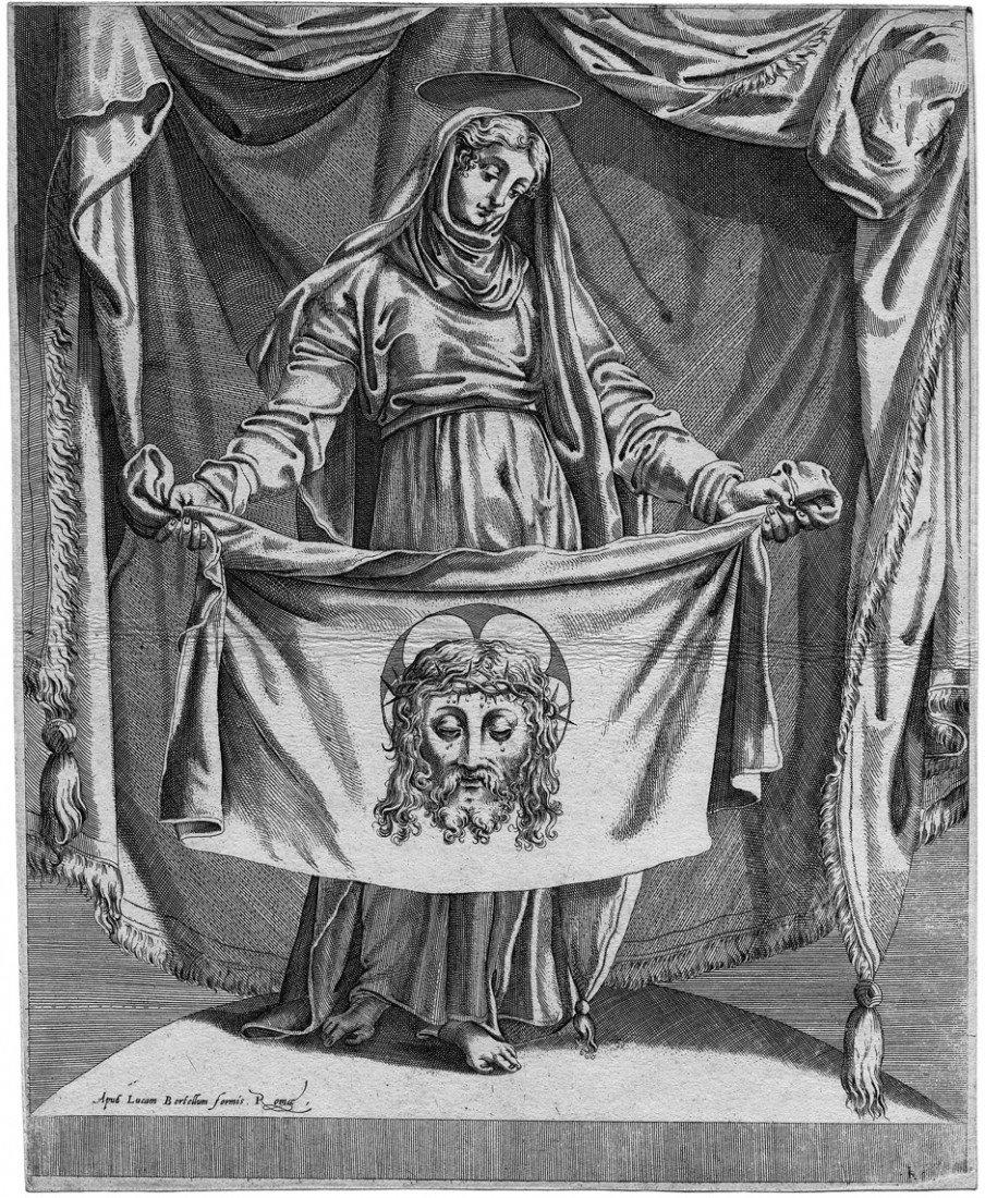 5015: Bertelli, Luca: Die hl. Veronika