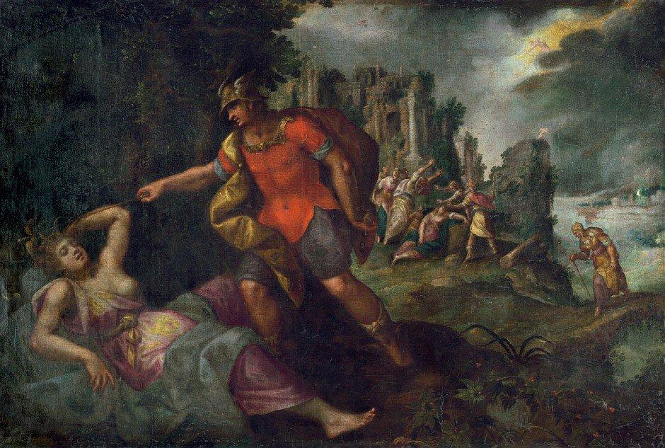 6004: Fiammingo, Paolo - Umkreis: Die Geschichte von Ap