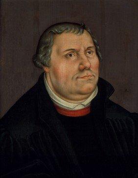 6007: Cranach d. J., Lucas - Nachfolge: Bildnis Martin