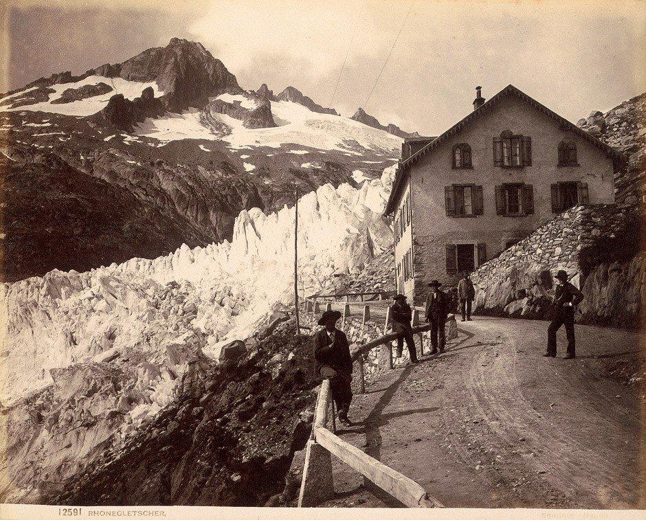 4003: Alpine Landscapes: Views of Swiss alpine landscap