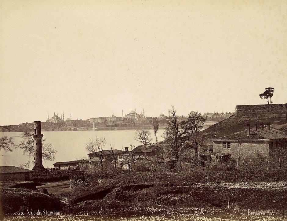 4012: Berggren, G. and D. Konstantinou: Views of Istanb