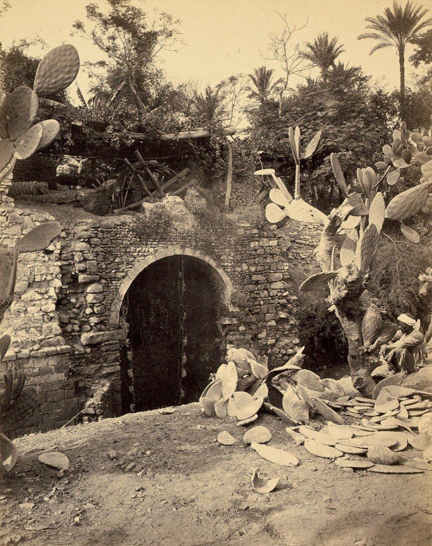 4015: Braun, Adolphe: Views of Egypt