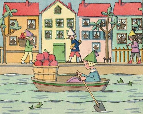 1318: Seidmann-Freud, Tom: Die Fischreise