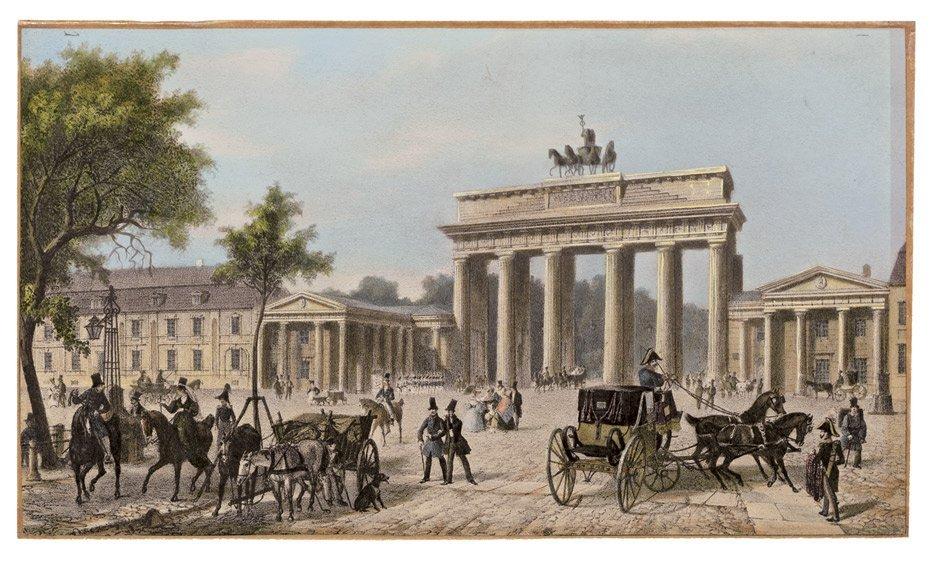 79: Berlin: verschiedene Ansichten - 2